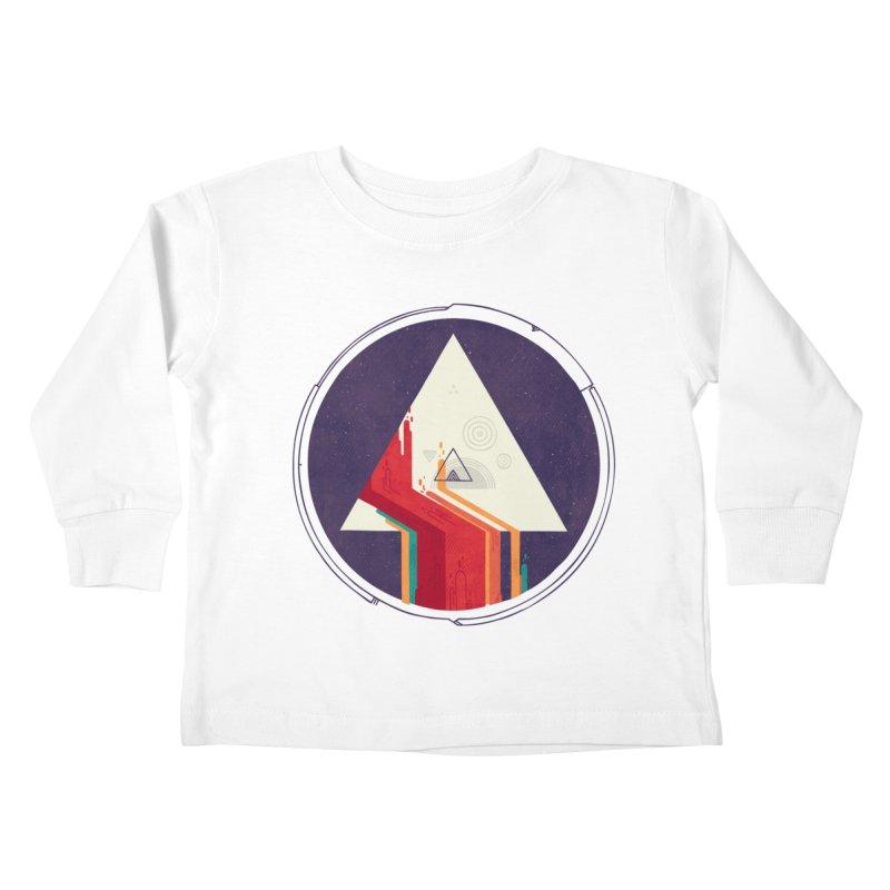 Portal Study Kids Toddler Longsleeve T-Shirt by againstbound's Artist Shop