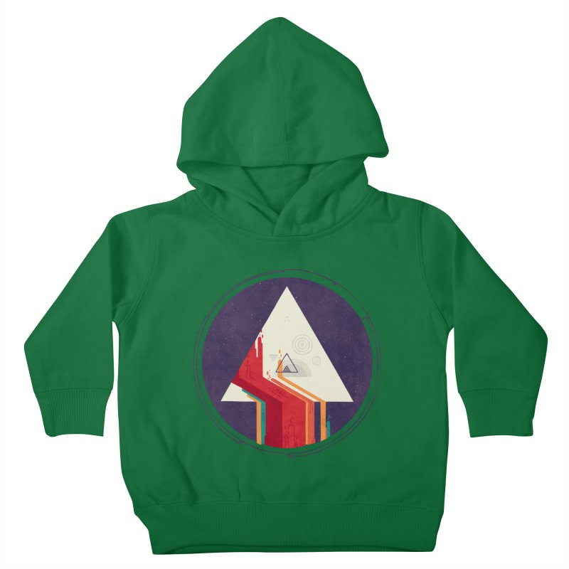 Portal Study Kids Toddler Pullover Hoody by againstbound's Artist Shop