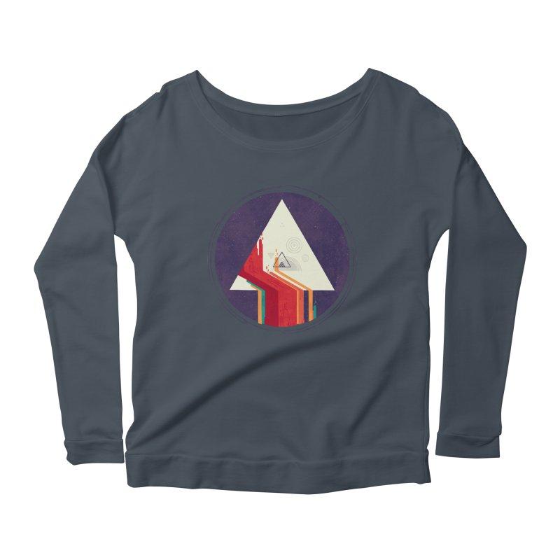Portal Study Women's Scoop Neck Longsleeve T-Shirt by againstbound's Artist Shop