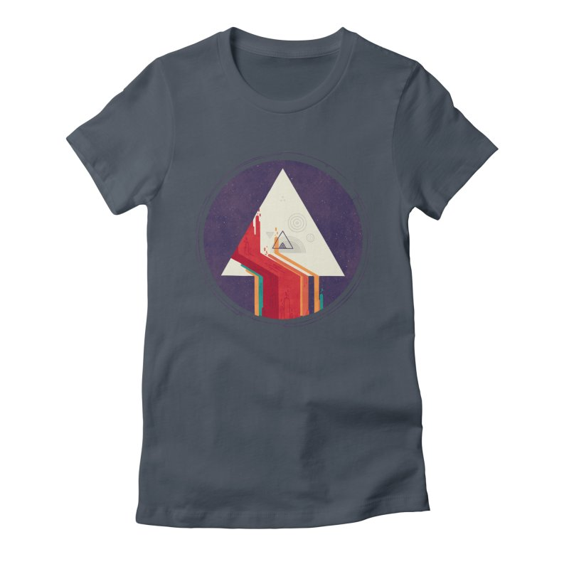 Portal Study Women's T-Shirt by againstbound's Artist Shop