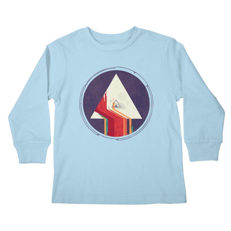 Portal Study Kids Longsleeve T-Shirt by againstbound's Artist Shop