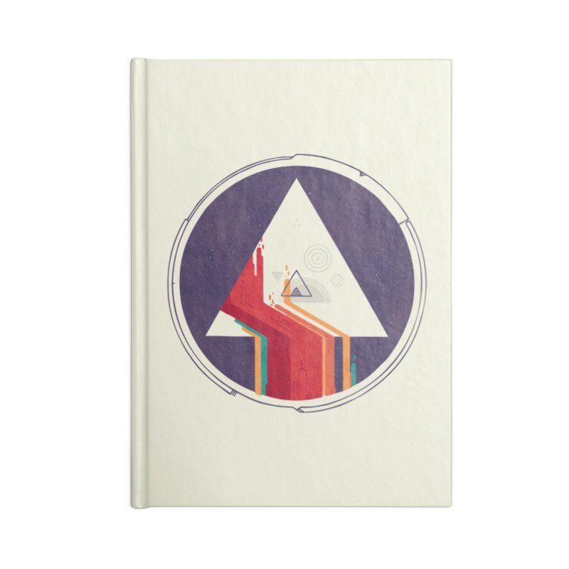 Portal Study Accessories Notebook by againstbound's Artist Shop