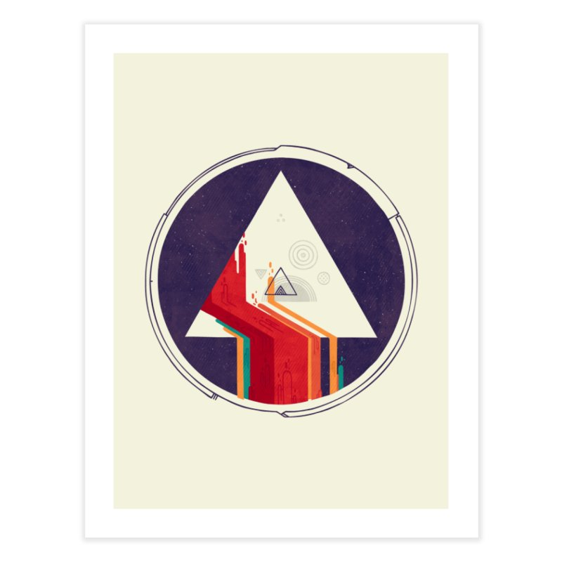 Portal Study Home Fine Art Print by againstbound's Artist Shop