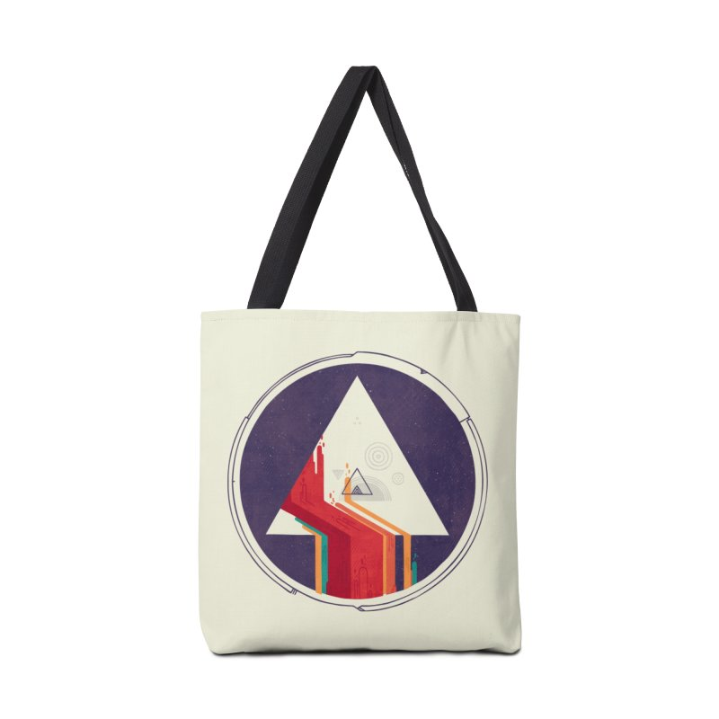 Portal Study Accessories Tote Bag Bag by againstbound's Artist Shop