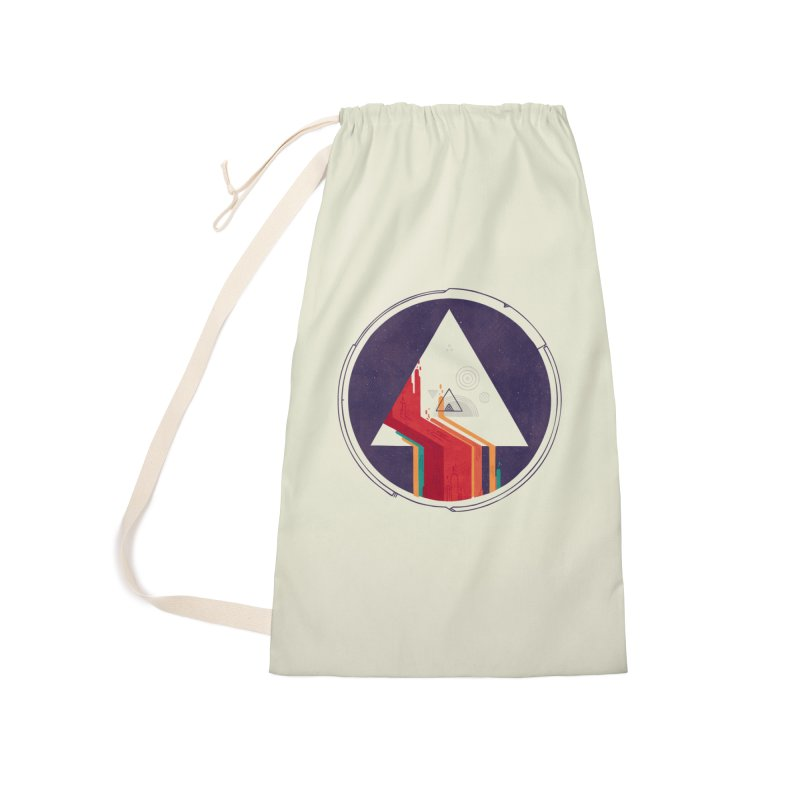 Portal Study Accessories Laundry Bag Bag by againstbound's Artist Shop