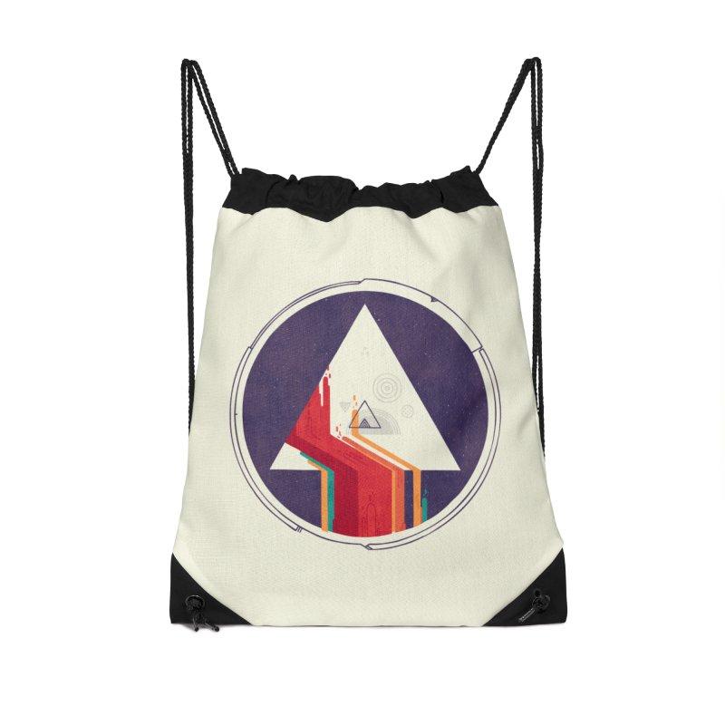 Portal Study Accessories Bag by againstbound's Artist Shop