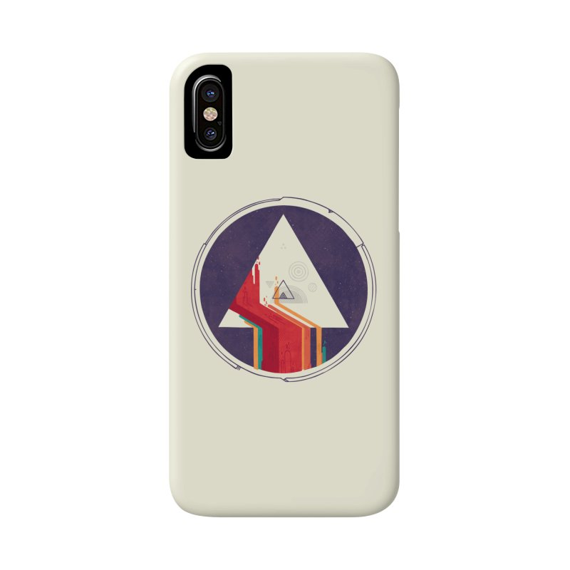 Portal Study Accessories Phone Case by againstbound's Artist Shop