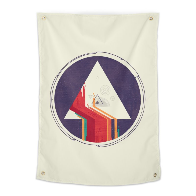 Portal Study Home Tapestry by againstbound's Artist Shop