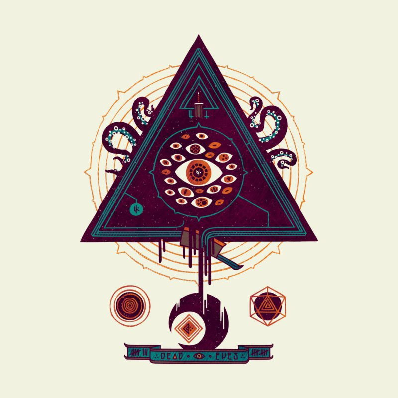 All Seeing by againstbound's Artist Shop