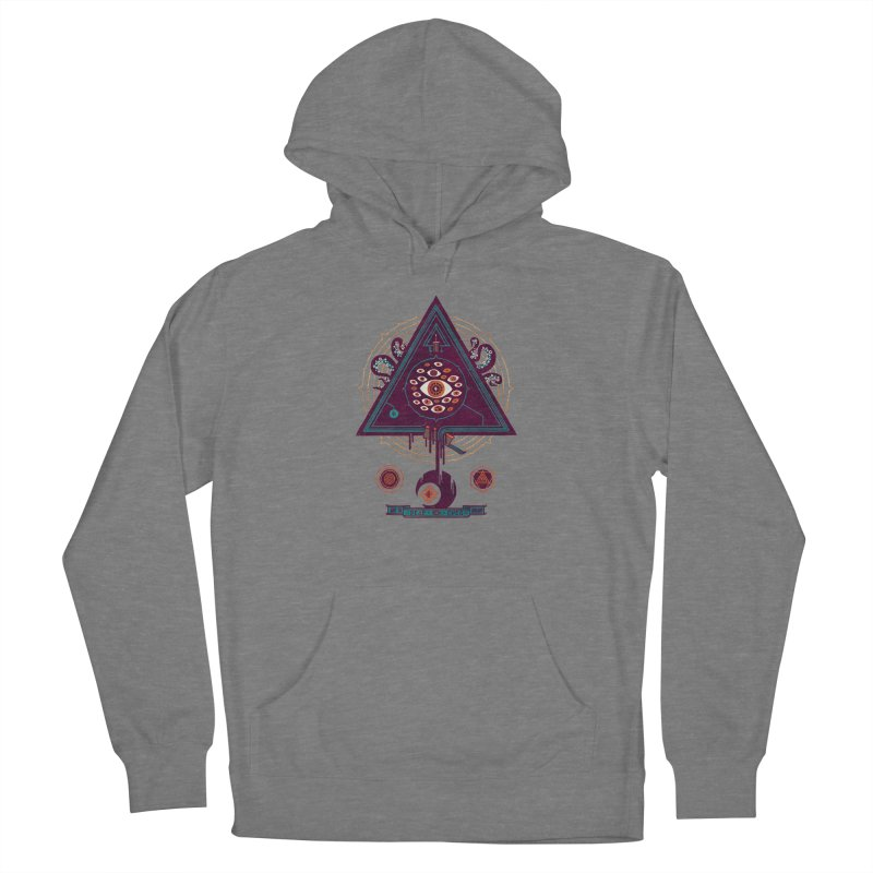 All Seeing Women's Pullover Hoody by againstbound's Artist Shop