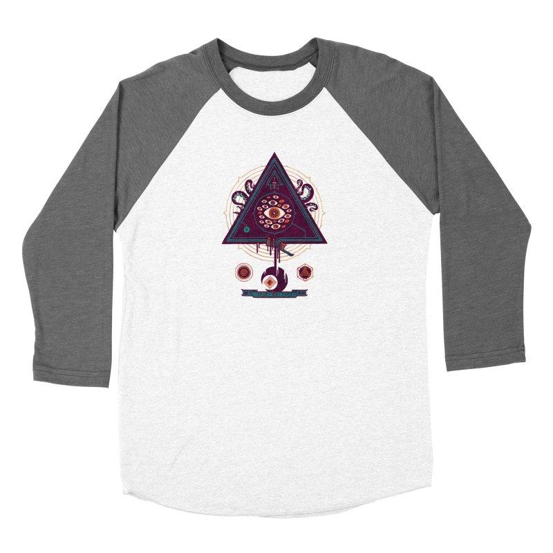 All Seeing Women's Longsleeve T-Shirt by againstbound's Artist Shop