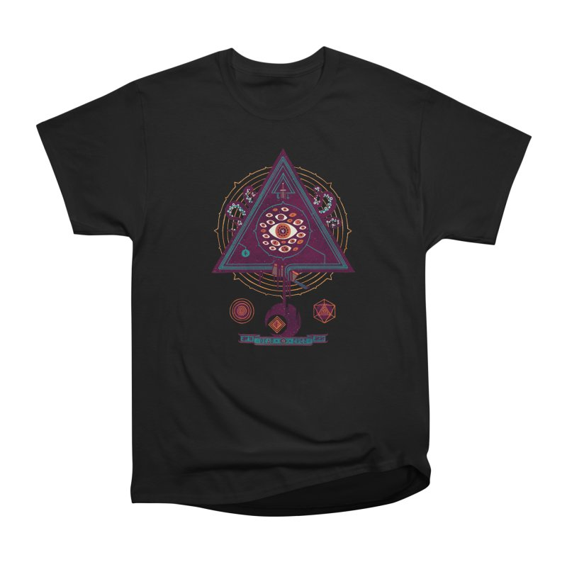 All Seeing Men's Classic T-Shirt by againstbound's Artist Shop