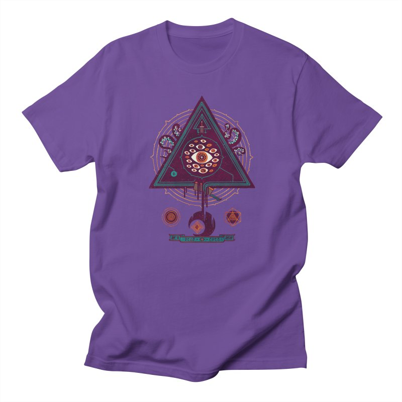 All Seeing Men's T-Shirt by againstbound's Artist Shop