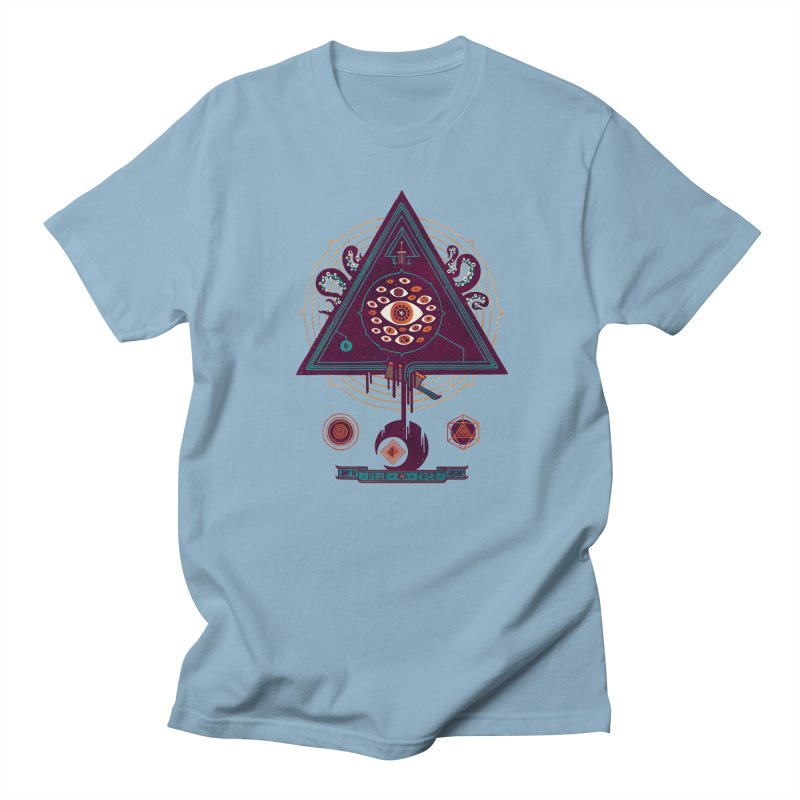 All Seeing Women's Unisex T-Shirt by againstbound's Artist Shop
