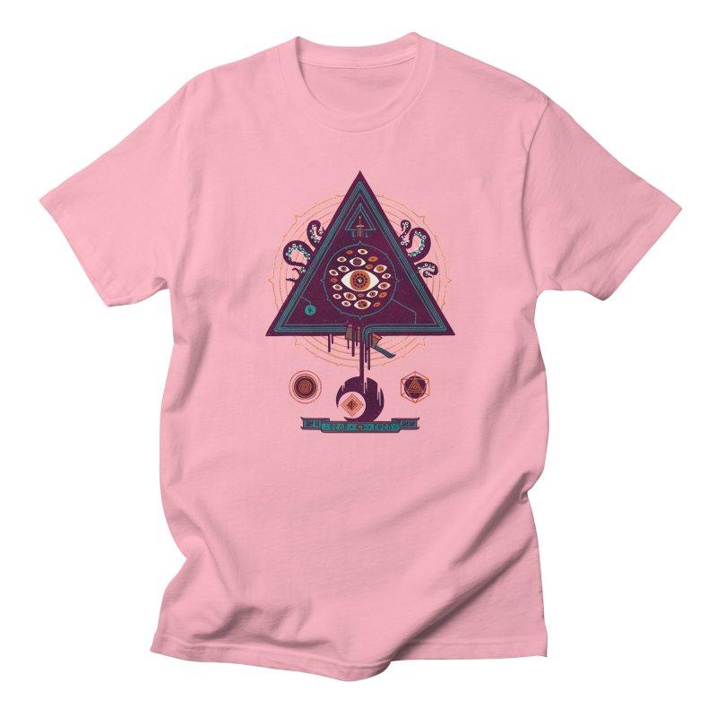 All Seeing Women's Regular Unisex T-Shirt by againstbound's Artist Shop