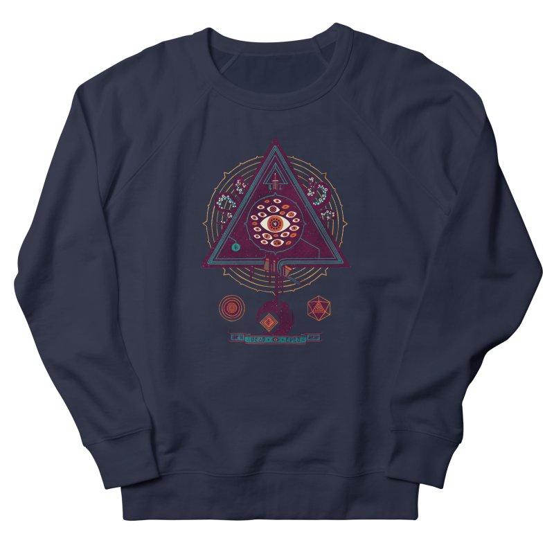 All Seeing Women's Sweatshirt by againstbound's Artist Shop