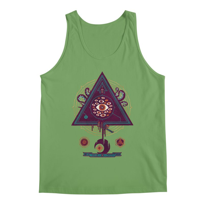 All Seeing Men's Tank by againstbound's Artist Shop