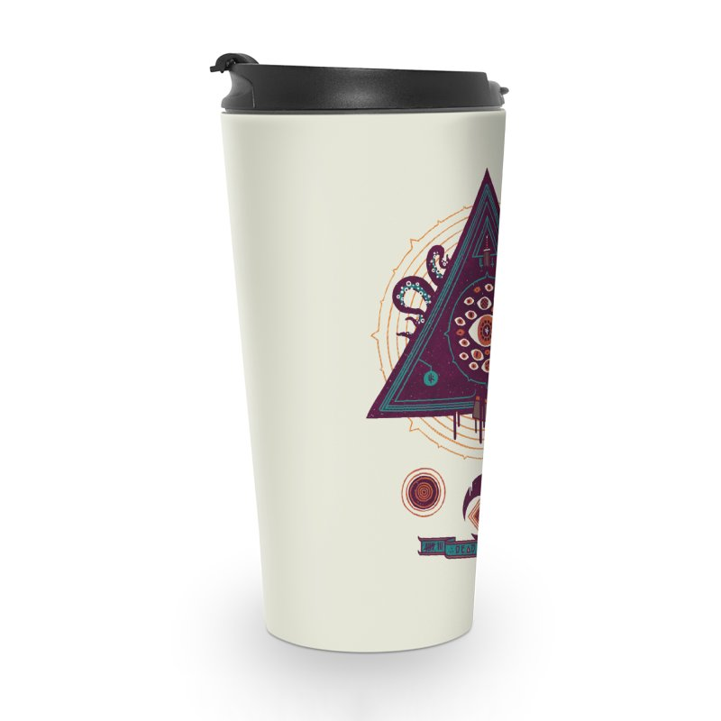 All Seeing Accessories Travel Mug by againstbound's Artist Shop