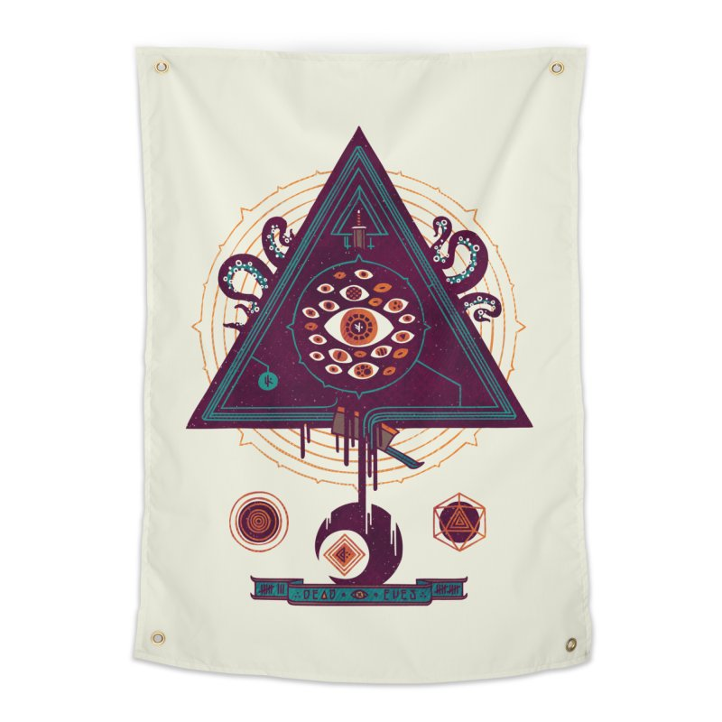 All Seeing Home Tapestry by againstbound's Artist Shop