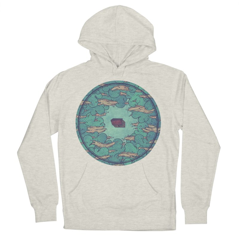 Away From Everything Women's Pullover Hoody by againstbound's Artist Shop