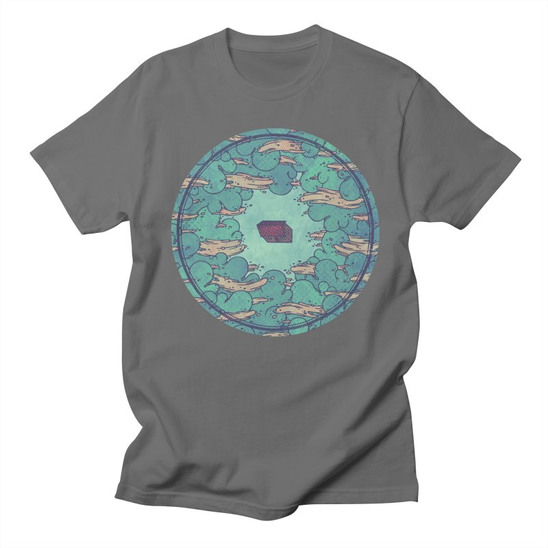 Away From Everything Men's T-Shirt by againstbound's Artist Shop