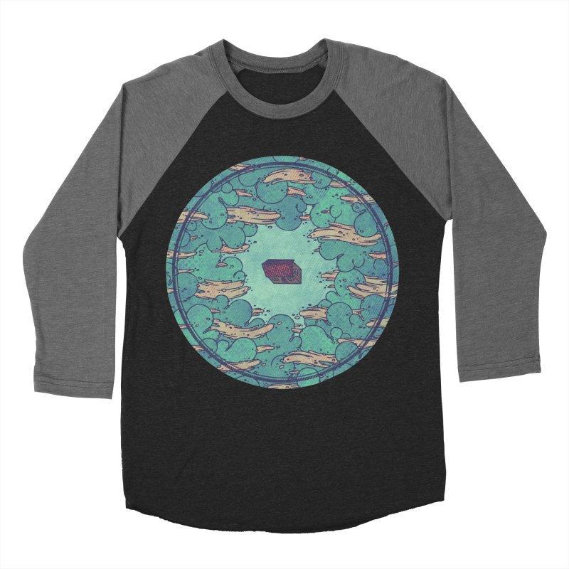 Away From Everything Men's Baseball Triblend Longsleeve T-Shirt by againstbound's Artist Shop