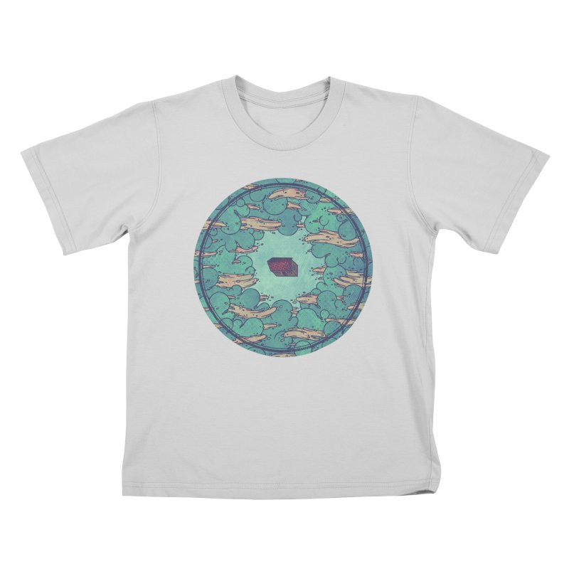 Away From Everything Kids T-Shirt by againstbound's Artist Shop