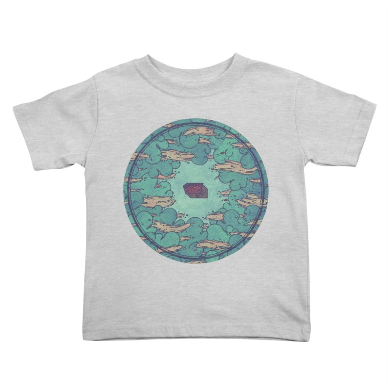Away From Everything Kids Toddler T-Shirt by againstbound's Artist Shop