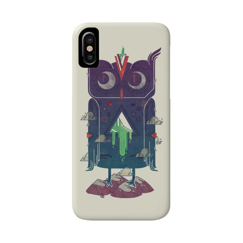 Night Owl Accessories Phone Case by againstbound's Artist Shop