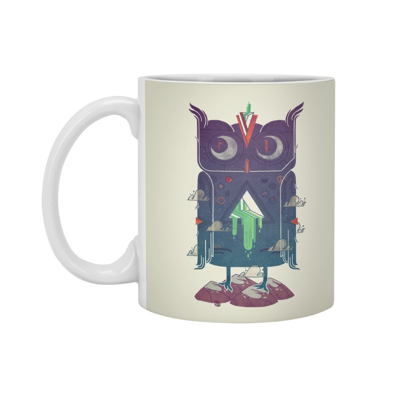 Night Owl Accessories Mug by againstbound's Artist Shop