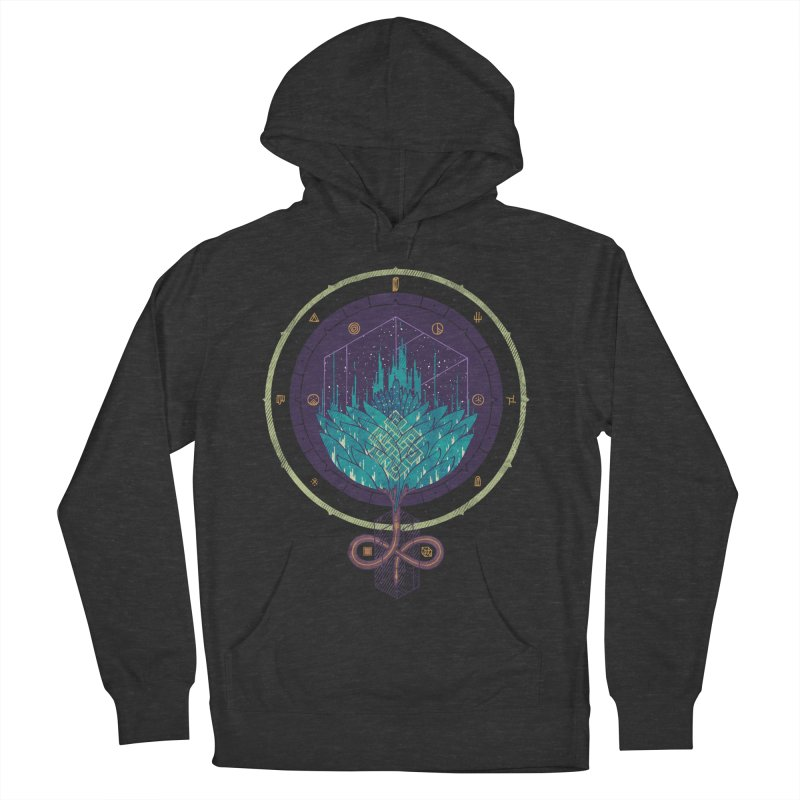 Fading Dahlia Men's Pullover Hoody by againstbound's Artist Shop
