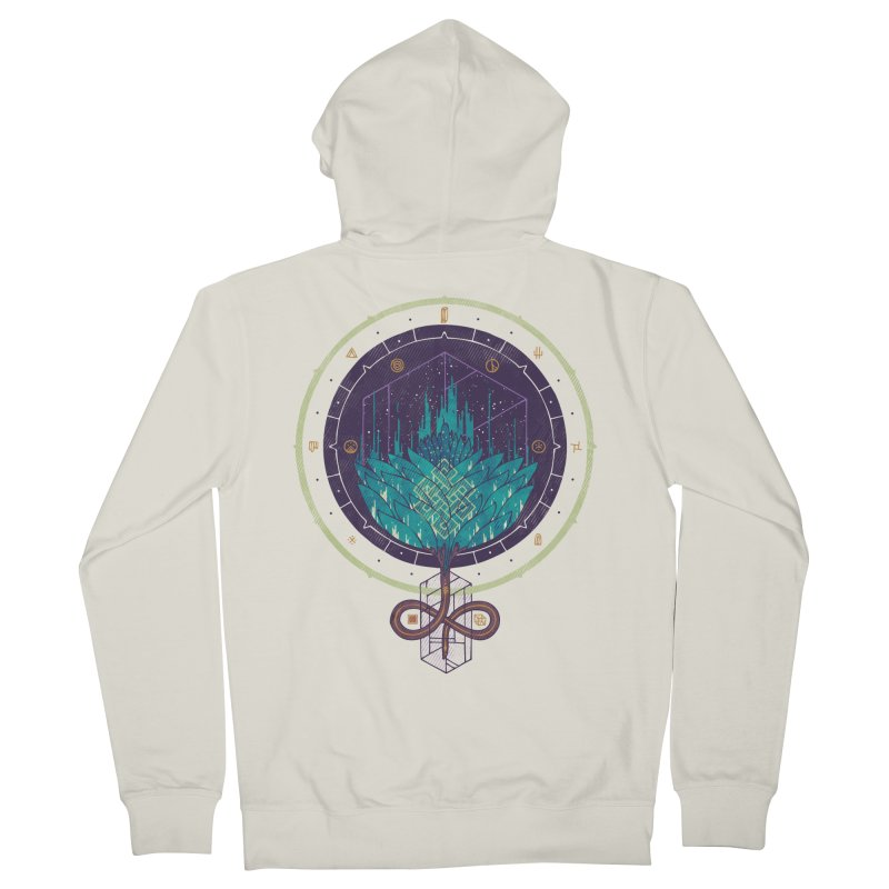 Fading Dahlia Women's Zip-Up Hoody by againstbound's Artist Shop