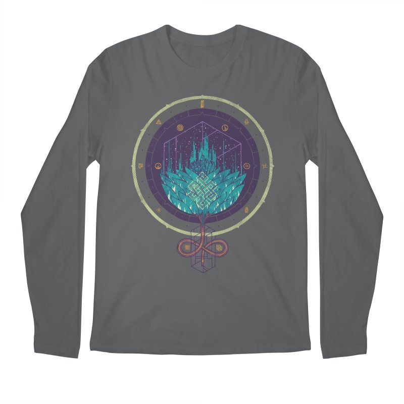 Fading Dahlia Men's Longsleeve T-Shirt by againstbound's Artist Shop
