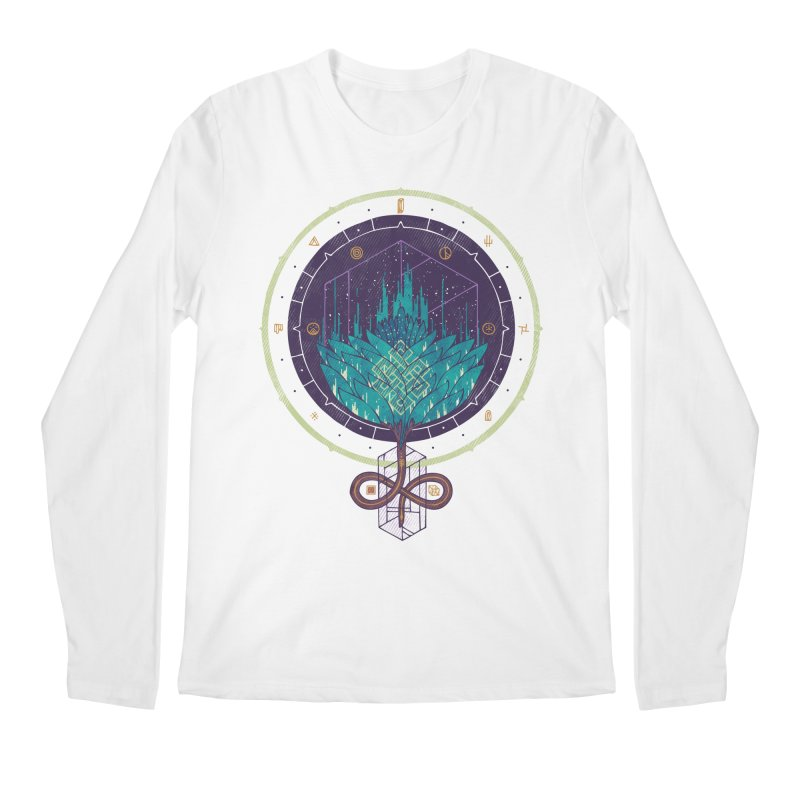 Fading Dahlia Men's Longsleeve T-Shirt by againstbound's Artist Shop