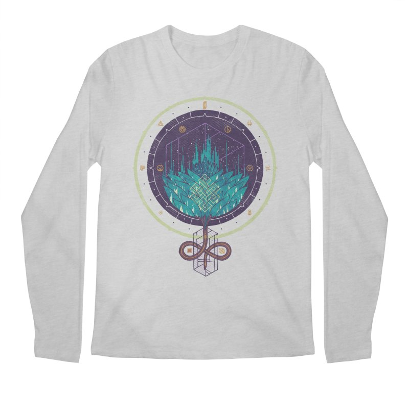 Fading Dahlia Men's Regular Longsleeve T-Shirt by againstbound's Artist Shop