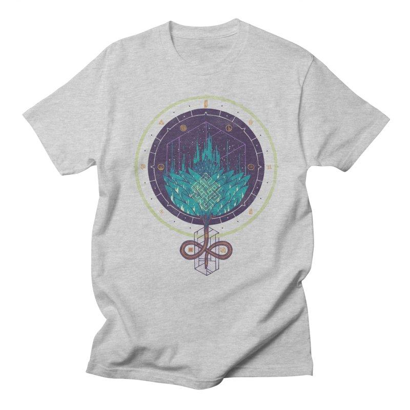 Fading Dahlia Men's Regular T-Shirt by againstbound's Artist Shop