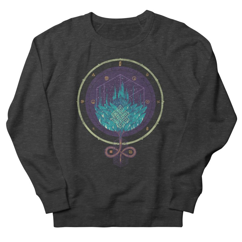Fading Dahlia Women's Sweatshirt by againstbound's Artist Shop