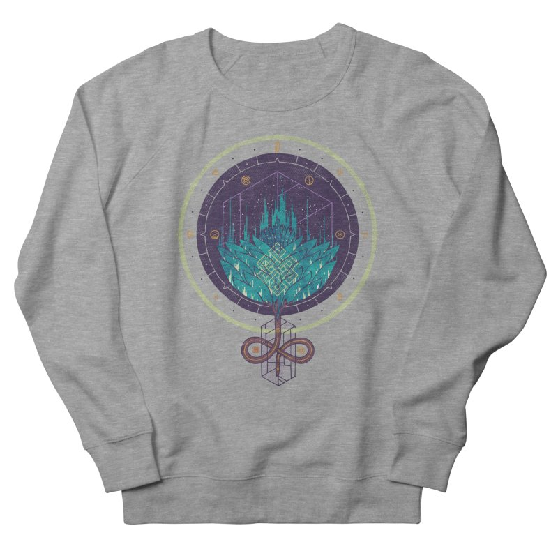 Fading Dahlia Men's Sweatshirt by againstbound's Artist Shop