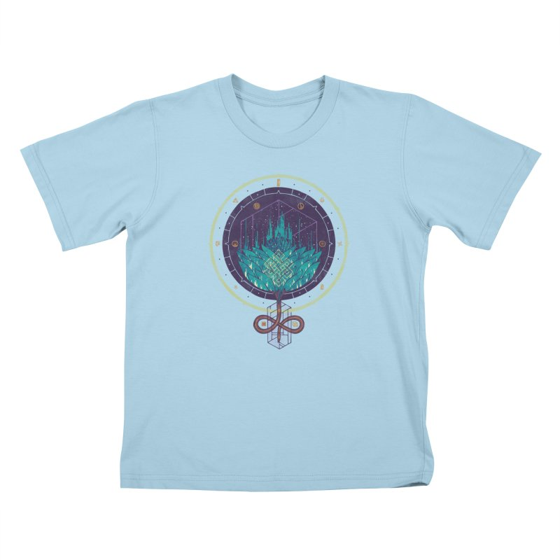 Fading Dahlia Kids T-Shirt by againstbound's Artist Shop