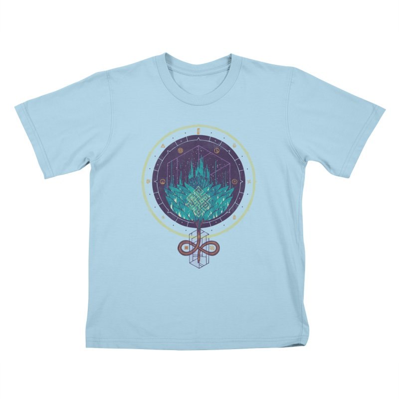 Fading Dahlia Kids T-Shirt by againstbound's Artist Shop