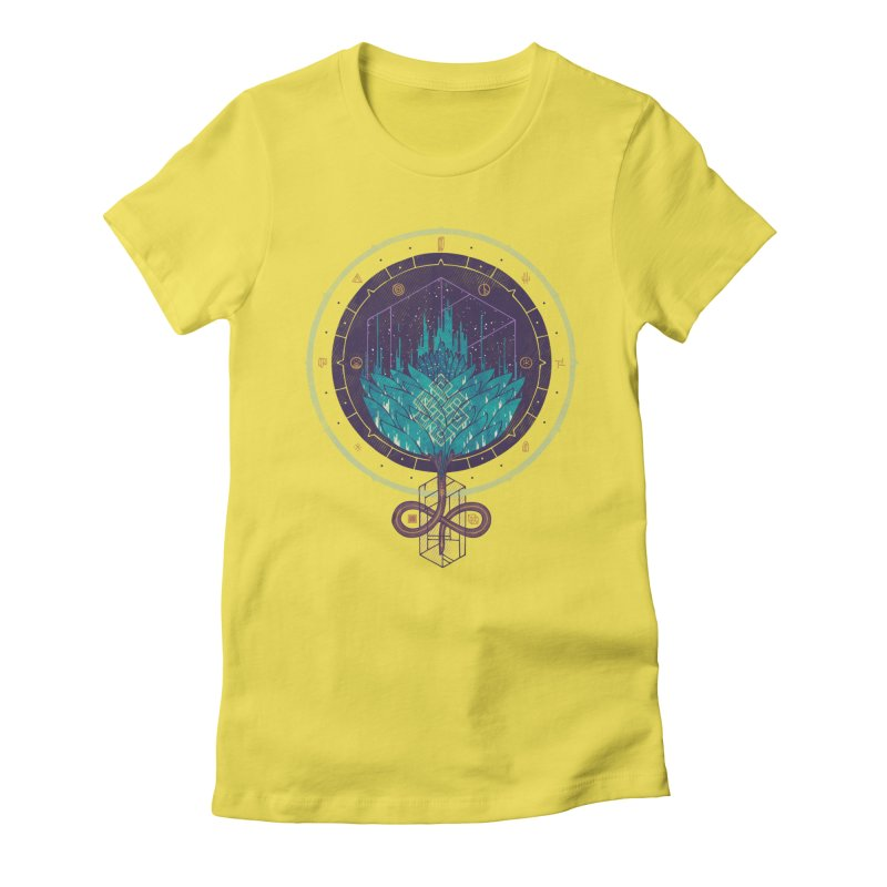Fading Dahlia Women's T-Shirt by againstbound's Artist Shop