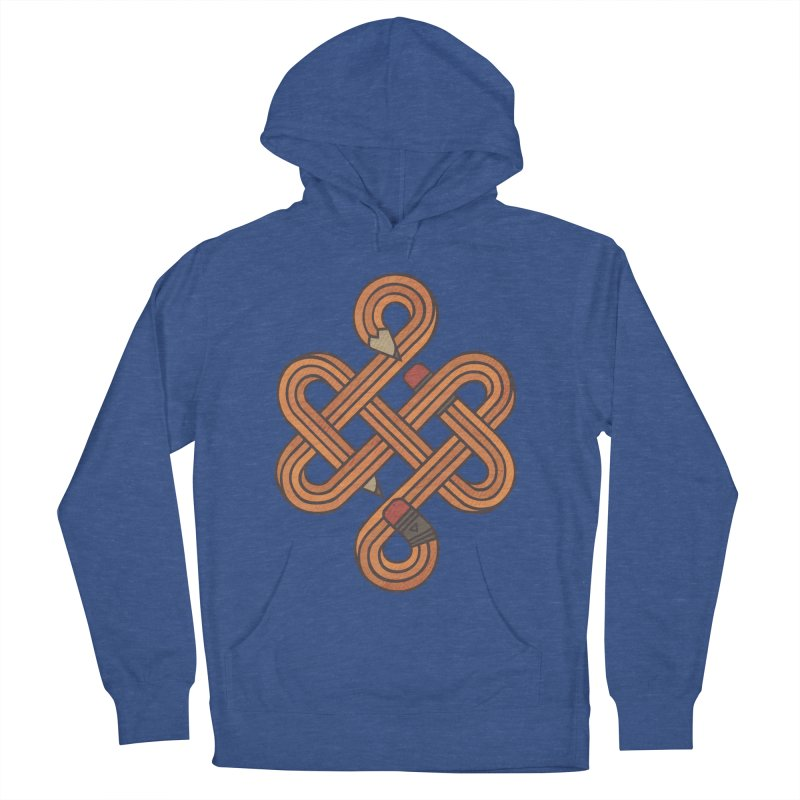 Endless Creativity Women's French Terry Pullover Hoody by againstbound's Artist Shop