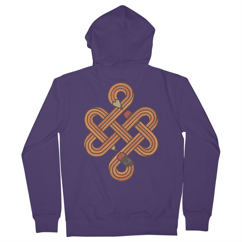 Endless Creativity Women's Zip-Up Hoody by againstbound's Artist Shop