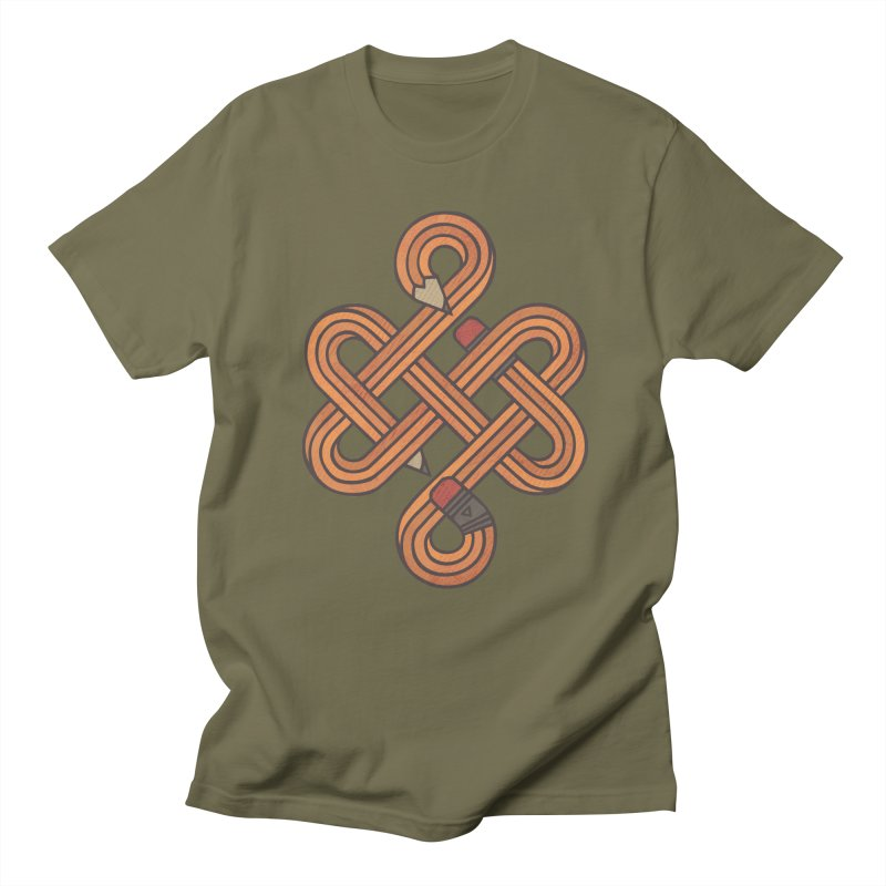 Endless Creativity Men's Regular T-Shirt by againstbound's Artist Shop