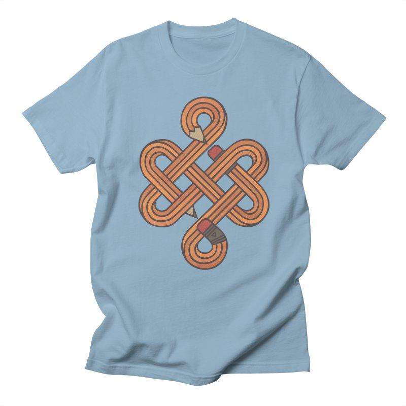 Endless Creativity Men's Regular T-Shirt by againstbound's Artist Shop
