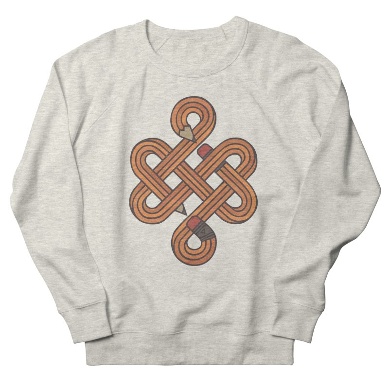 Endless Creativity Men's French Terry Sweatshirt by againstbound's Artist Shop