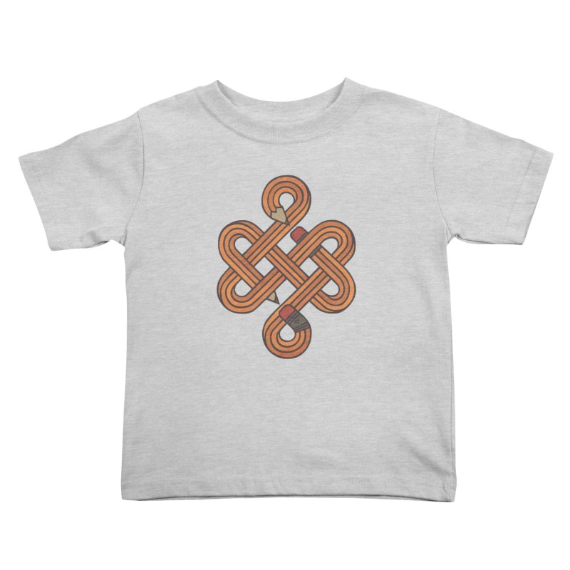Endless Creativity Kids Toddler T-Shirt by againstbound's Artist Shop