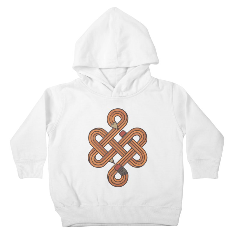 Endless Creativity Kids Toddler Pullover Hoody by againstbound's Artist Shop