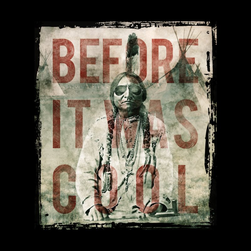 Before It Was Cool Men's T-Shirt by A Ghost In Every Room