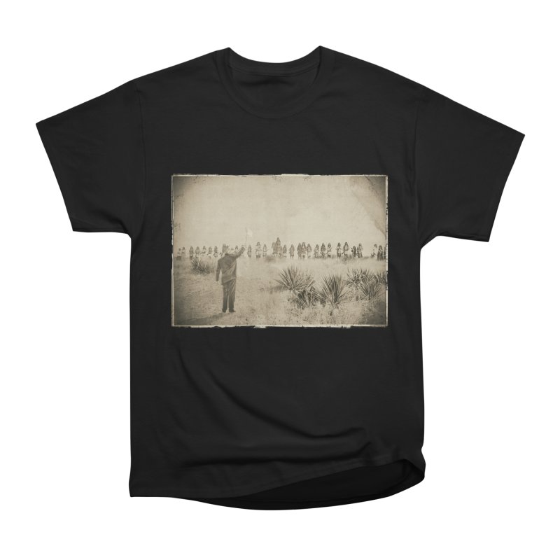 White Flag Women's T-Shirt by A Ghost In Every Room